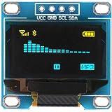 "XCSOURCE® 0.96 ""I2C IIC SPI Serial 128x64 OLED Display Tarjeta de módulos SSD1306 con cabezales de clavija para Arduino TE711"