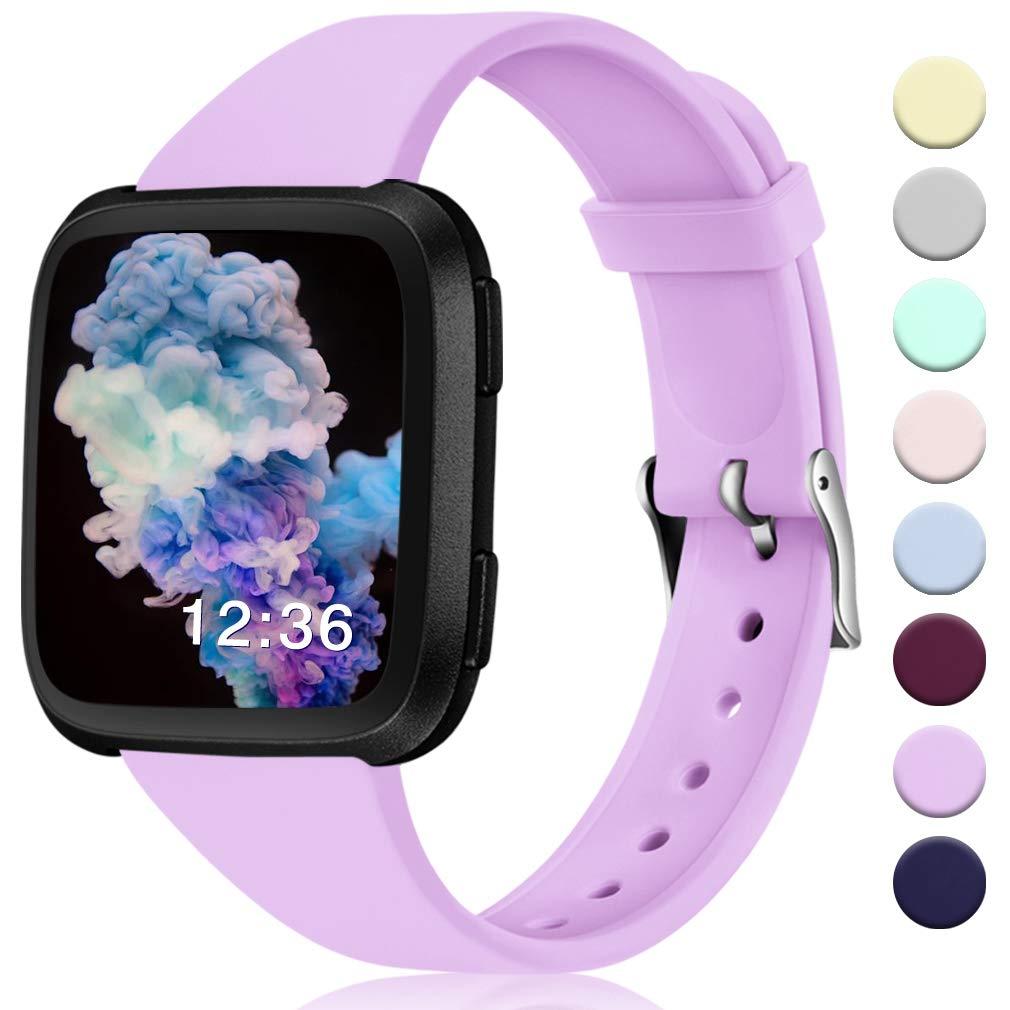 Malla Para Fitbit Versa/versa 2/se/lite Talle S