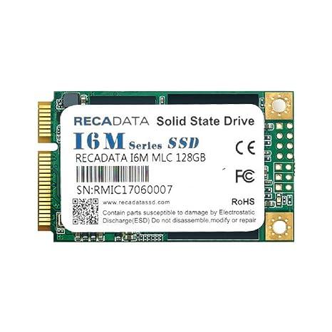 recadata mSATA III, MLC SSD Disco de Estado sólido de Clase ...