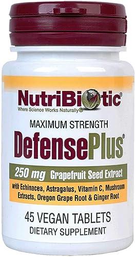 Nutribiotic Defenseplus Tablet