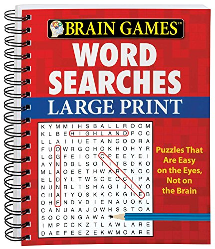 Miles Kimball Large Print Word Search Book