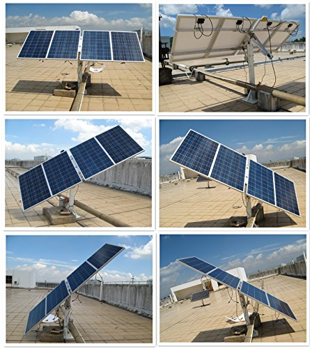 Eco Worthy Dual Axis Solar Tracking System 12 Volt 6
