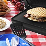 Panini Press Indoor Grill and Gourmet Sandwich