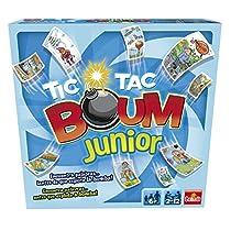 Goliath - Juego Tic Tac Boom Junior 118-70508
