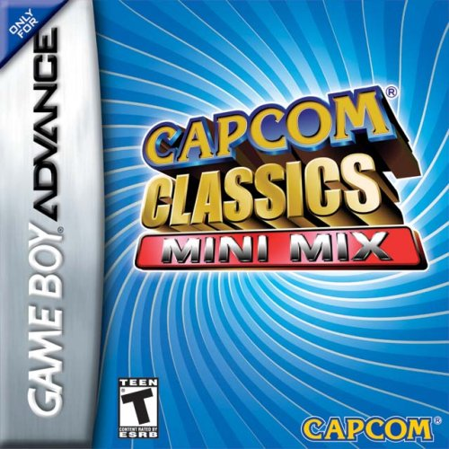 Capcom Classics Mini Mix