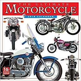 The Ultimate Motorcycle  Wall Calendar Ca Dk Publishing  Amazon Com Books