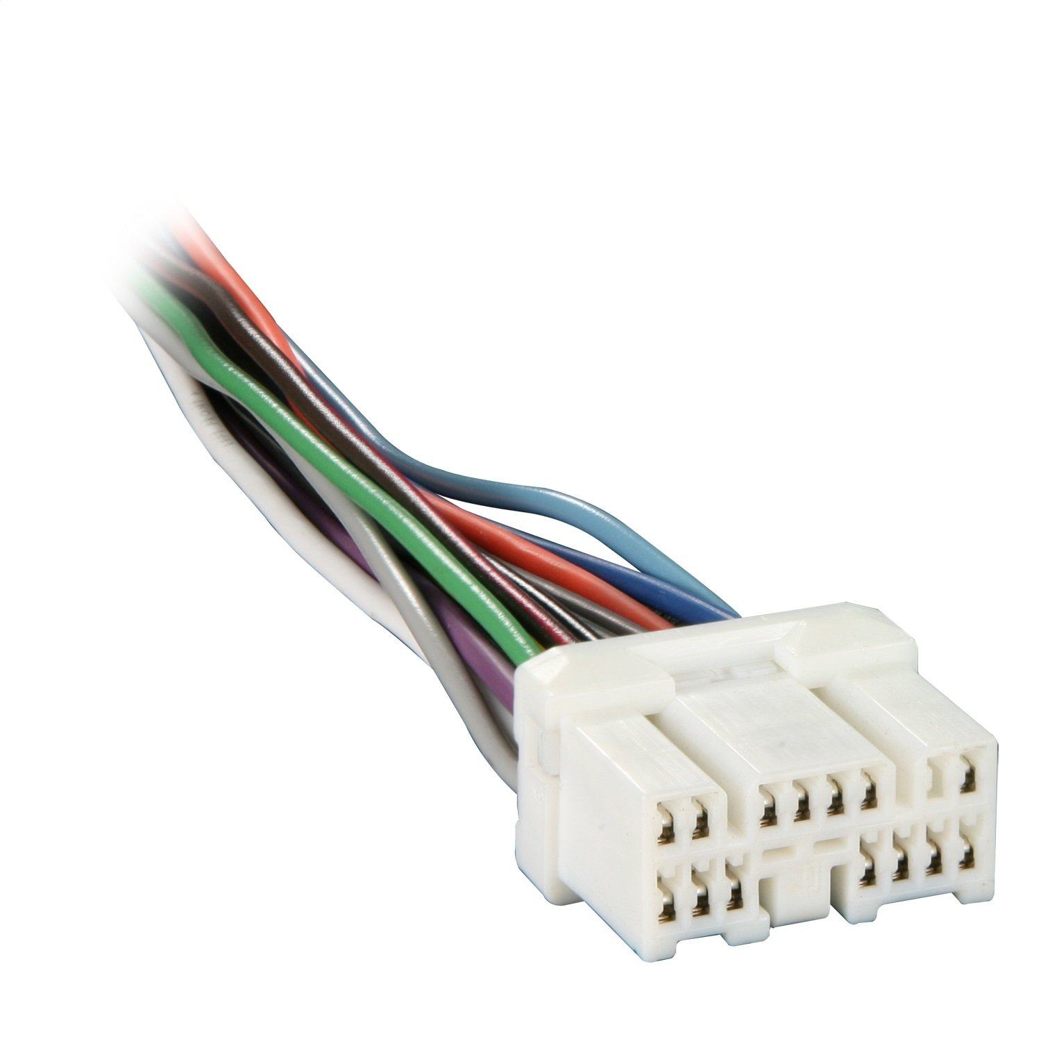 Amazon.com: Metra 71-8112 15-Pin Reverse Factory Radio Harness for Select  1992-1999 Toyota/Lexus Vehicles: Car Electronics