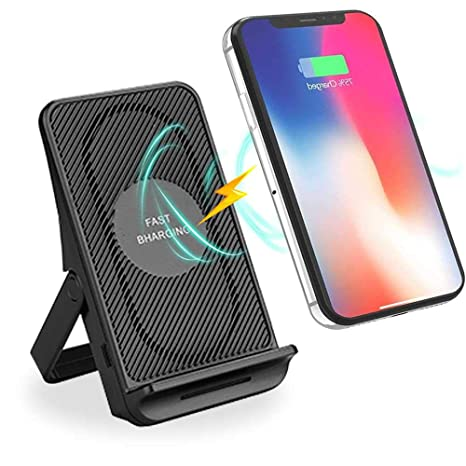 LayOPO Cargadores de teléfono móvil inalámbricos Qi ...