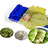 Yontree Sushi Roller Machine Grape/Cabbage Leaf Rolling Kitchen Tool DIY Sushi Maker