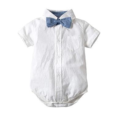Amazon.com: Conjunto de 4 peleles para recién nacido, para ...