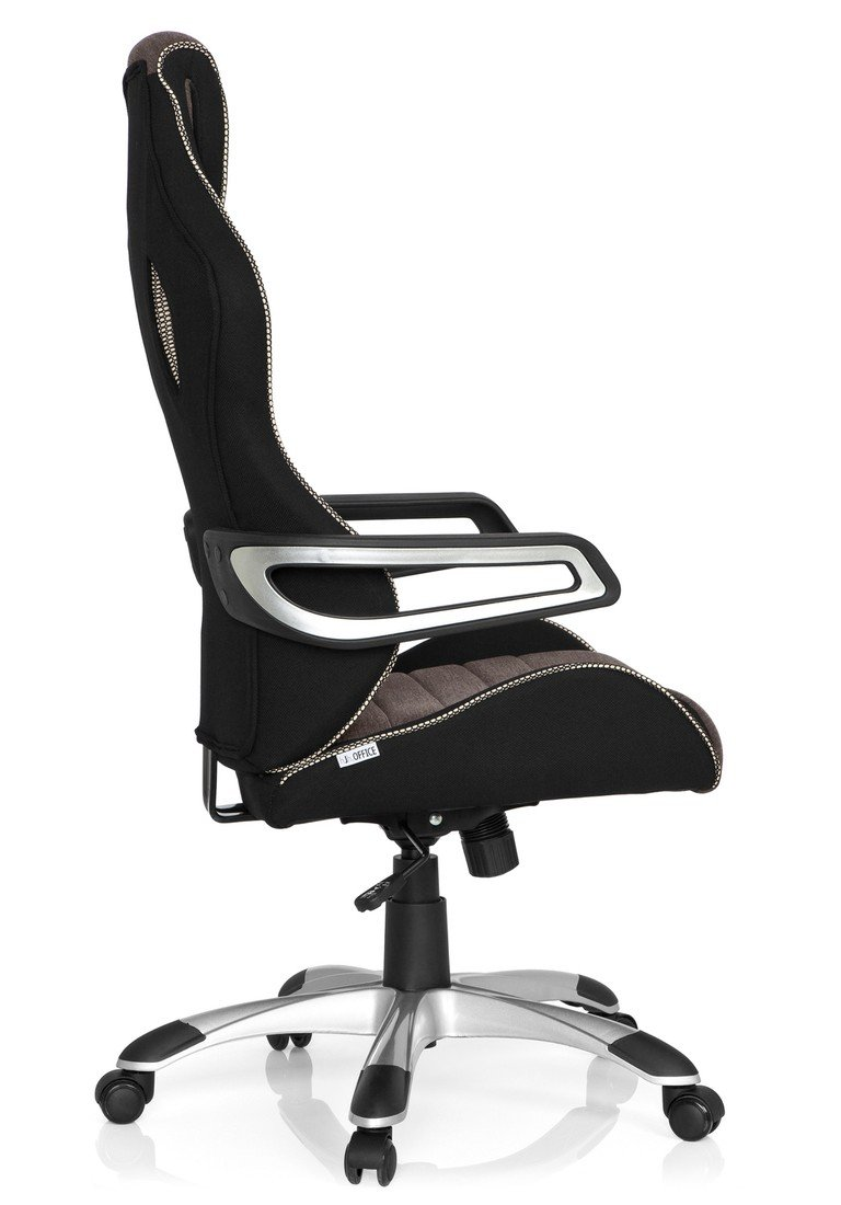Pc ChairHome IiiSilverRobust Sport Chair Hjh Office Back Car Computer FabricHigh Swivel Racer Pro Office621847Gaming Racing stylish rdxQtsChB