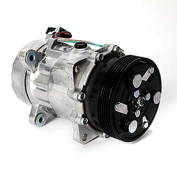 Z&Y Compresor de aire acondicionado Para Fo rd Gala xy WGR ...