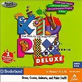 Kid Pix Studio Deluxe (Jewel Case)