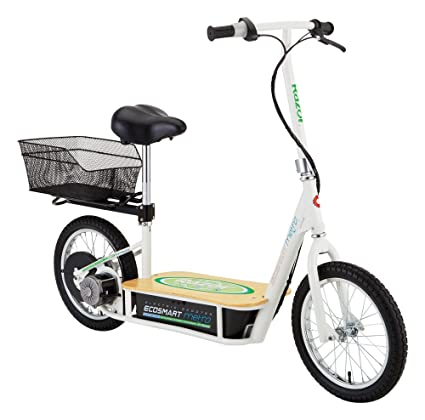 0b6cc2480 Amazon.com   Razor EcoSmart Metro Electric Scooter   Childrens ...