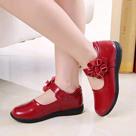Toddler Kid Loafers Bowknot Casual Single Shoes Mary Jane Shoes Slip-On Sneaker Memela