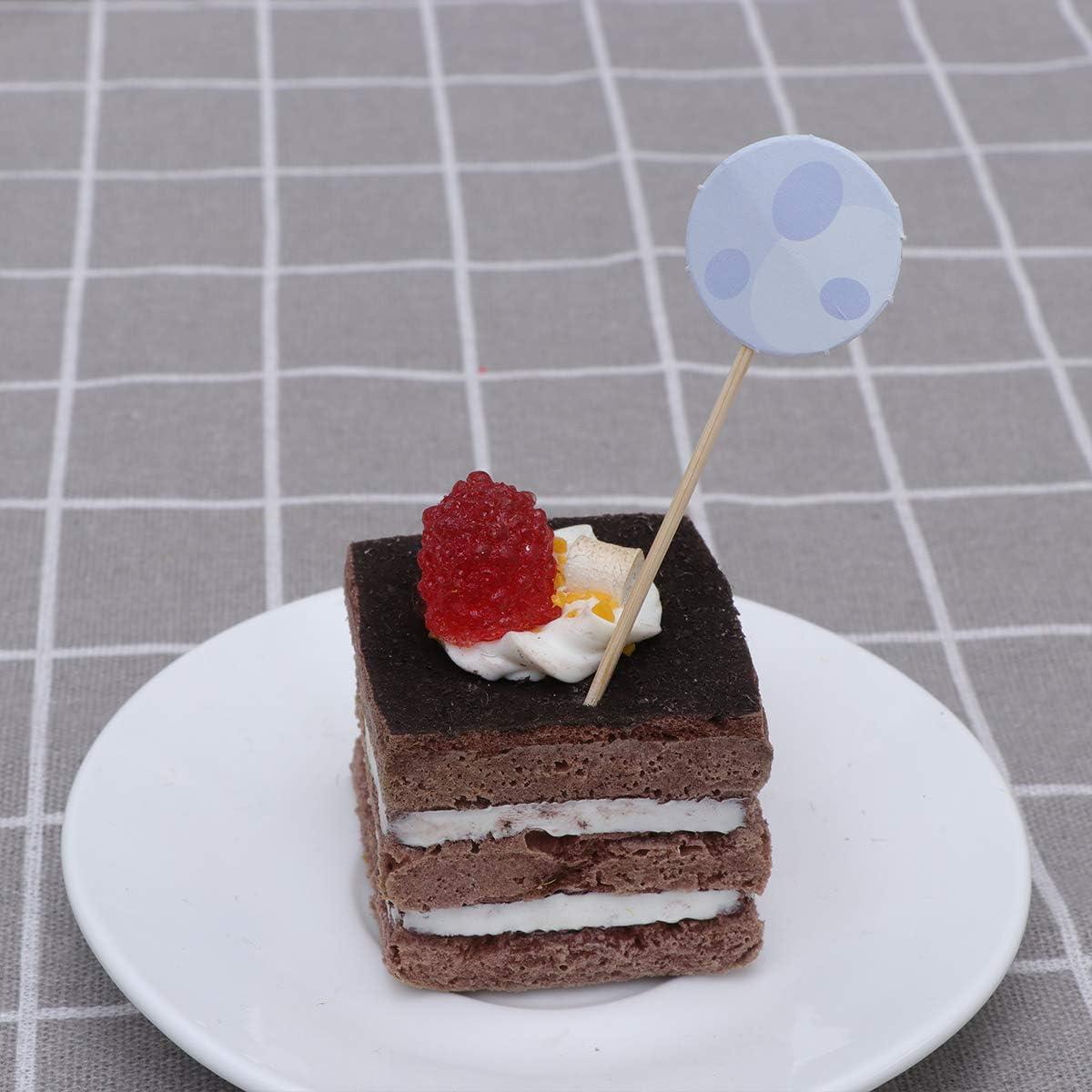 Amosfun 7 piezas de decoración para tarta de astronauta, cohete ...