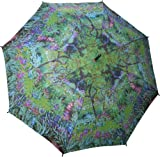 LaSelva Designs Monet Garden At Giverny Stick Umbrella
