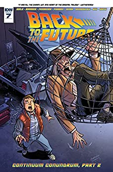 Back to the Future #7 by [Gale, Bob, Barber, John]