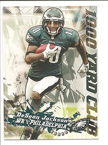 DeSean Jackson Washington Redskins 2014 Topps 1000 Yard Club Football Card   23 643edb360