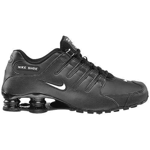 225d9ce02407 Nike Men s Shox NZ EU Black White 501524-091 (SIZE  10)  NIKE  Amazon.ca   Shoes   Handbags