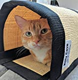 Original KITTY CAVE - World's BEST Cat Cave - Made in USA by Kitty Cot