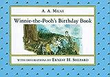 Winnie-the-Pooh's Birthday Book, A. A. Milne, 0525450610