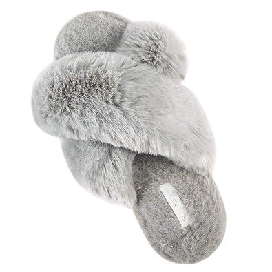 Soft Plush Fleece Slippers