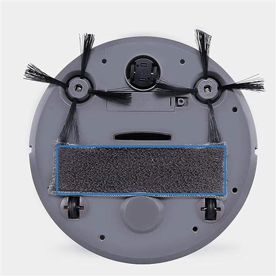 Robot Aspirador, 3 En 1 Anti-caída Robot Aspirador Inteligente ...