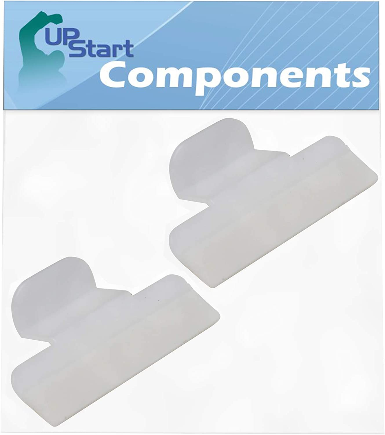 4 Pieces 154701001 Dishwasher Splash Shield Replacement for Frigidaire FBD2400KQ3A - Compatible with 154701001 Splash Shield Kit