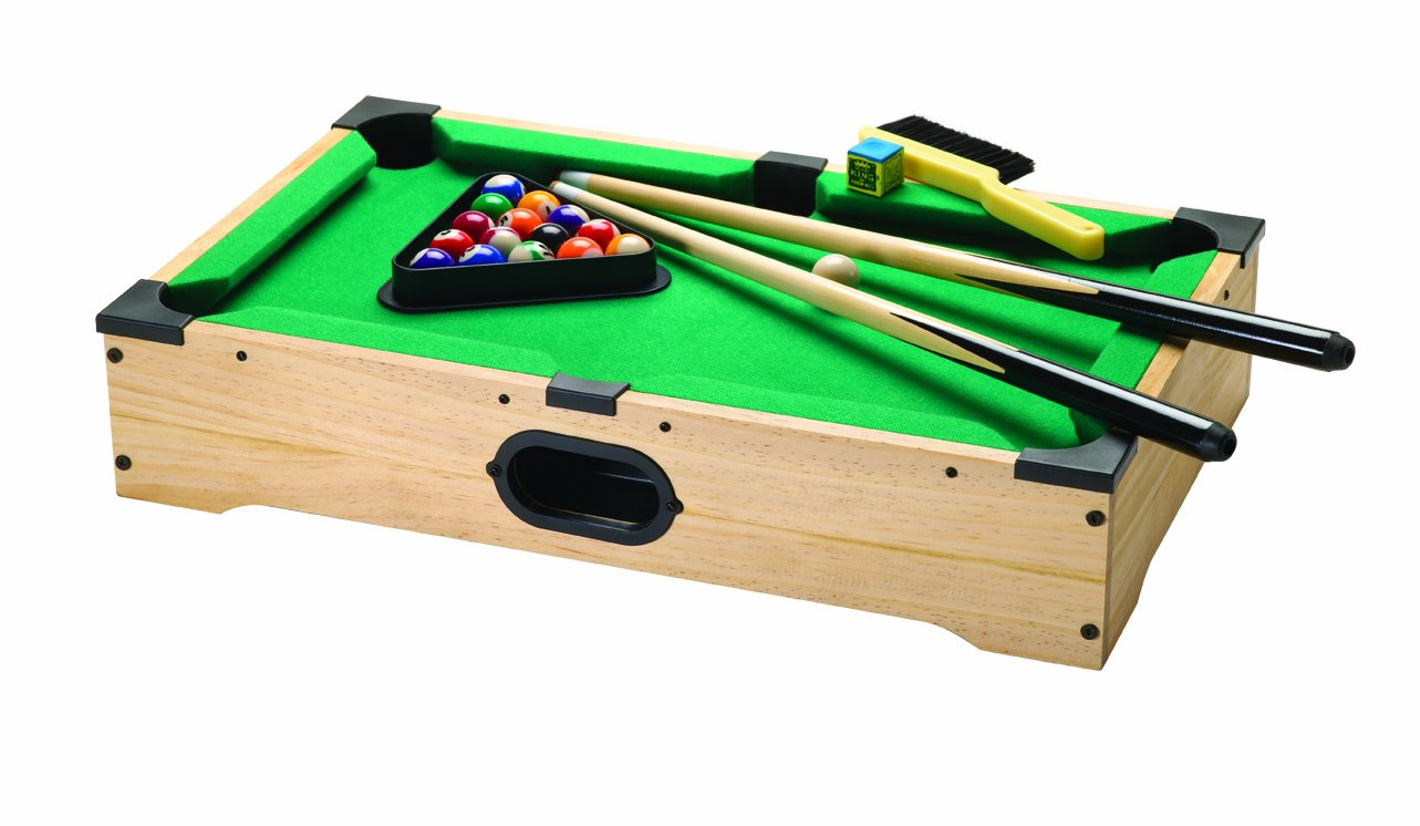 Amazoncom Red Tool Box Billiard Table Toys Games - Red top pool table