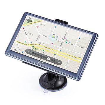 Navegador GPS para Coche de 7 Pulgadas HD 8GB / 256MB DDR ...