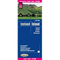 Reise Know-How Landkarte Island (1:425.000): world mapping project