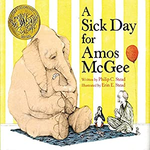 A Sick Day for Amos McGee Audiobook