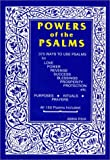 Powers of the Psalms, Anna Riva, 0943832071