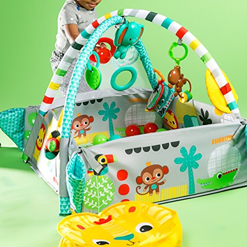 Bright Starts 5-in-1 Your Way Ball Play Activity Gym by Bright Starts (Image #8)