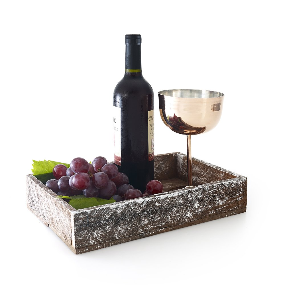 17 oz Kuprum Copper Tinned Wine Glass