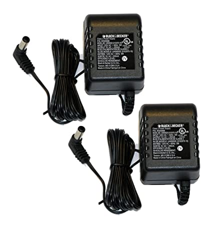 Black & Decker PD360 Cargador de repuesto (, 2 unidades) # 90500896 ...