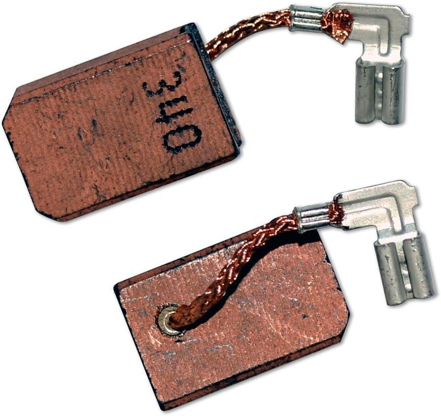 500 2x Kohle Bürsten 5 x 8 x 12,5mm für Makita 1902 JN1601 8419B