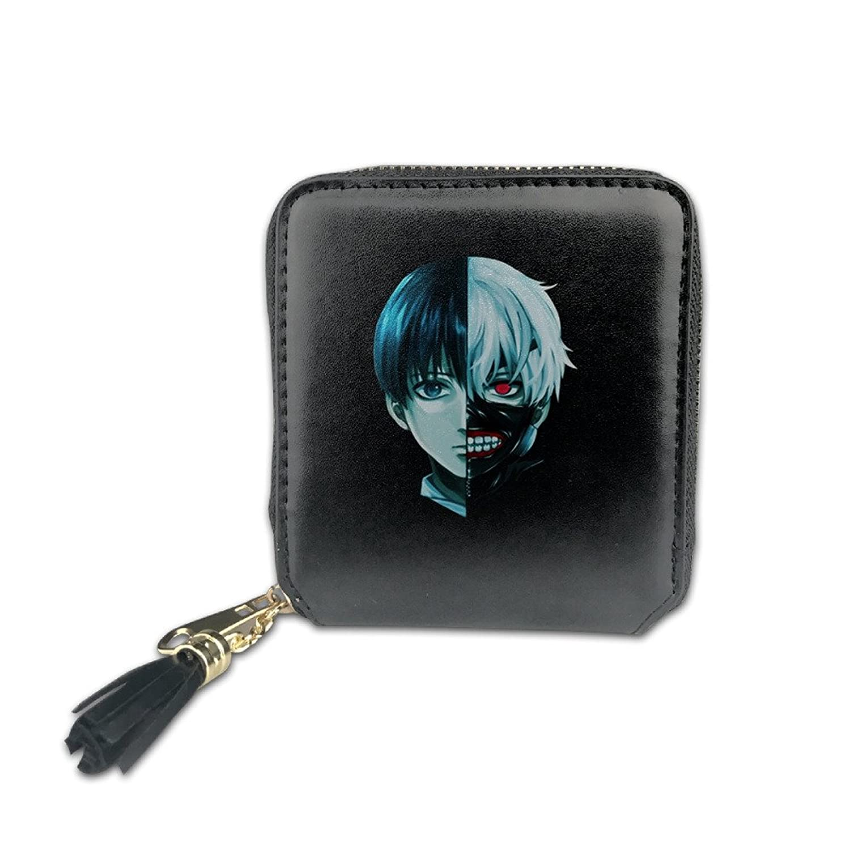 Women's Two-Face Boy Card Holder Wallet