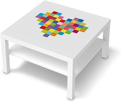 Muebles Protector de pantalla para Ikea Lack – Mesa 78 x 78 cm ...