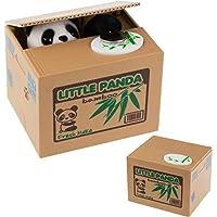Para Yiyen Hırsız Panda Kumbara Oyuncak Kumbara Bozuk Para