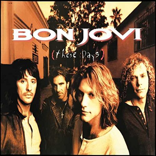 Bon Jovi - These Days [2 Lp] - Zortam Music
