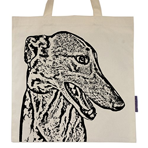 Greyhound named Wylie Tote Bag