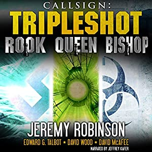 Callsign - Tripleshot Audiobook