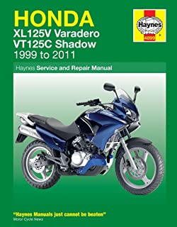 honda xr 125 r service manuals