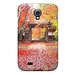 Ideal Chuxia Case Cover For Galaxy S4(autumn In Japan), Protective Stylish Case