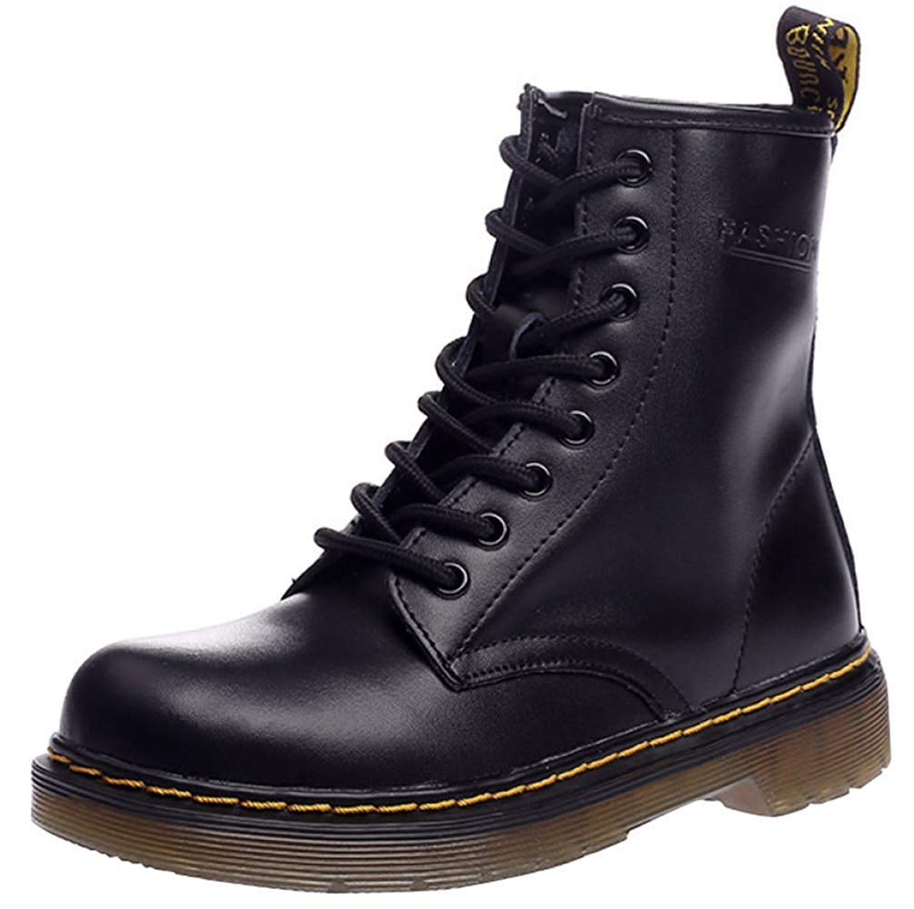 Oudan Männer Und Frauen Martin Knöchel Martin Frauen Stiefel Warm Plus Baumwolle Schneeschuhe Liebhaber Schuhe (Farbe   13, Größe   46EU) ed577b