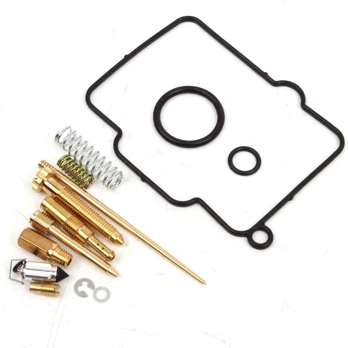 Carb Rebuild Kit For Kawasaki KX250 2000-2004 Carburetor Repair Kit