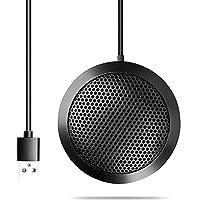 USB-microfoon voor computer, plug & play pc-microfoon Anti-drop body voor omnidirectionele microfoon voor computers PC…