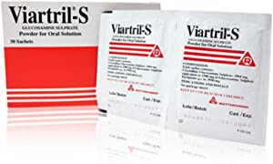 Viartril-S Glucosamine 1500mg 30 Sachets, Joint Pain Supplement